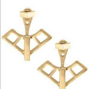 Stella & Dot Jewelry - Stella & Dot - Mondrian Ear Jacket